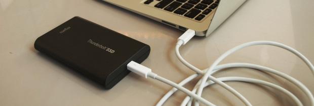 SSD Elgato Thunderbolt